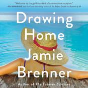 Drawing Home by  Jamie Brenner audiobook