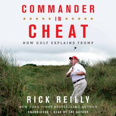 Commander in Cheat by Rick Reilly audiobook