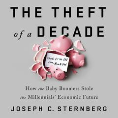 The Theft of a Decade by Joseph C. Sternberg audiobook