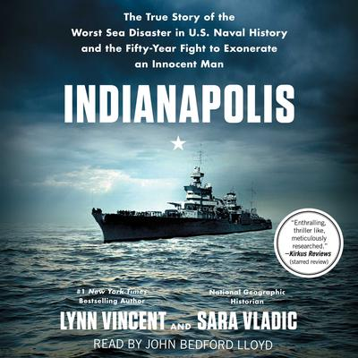 Indianapolis by Lynn Vincent audiobook