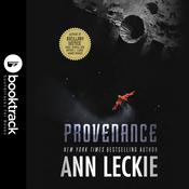 Provenance by  Ann Leckie audiobook