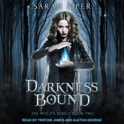 Darkness Bound by  Sarah Piper audiobook