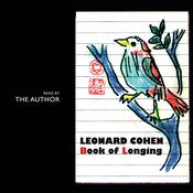Book of Longing by  Leonard Cohen audiobook