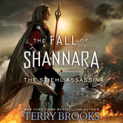 The Stiehl Assassin by Terry Brooks audiobook
