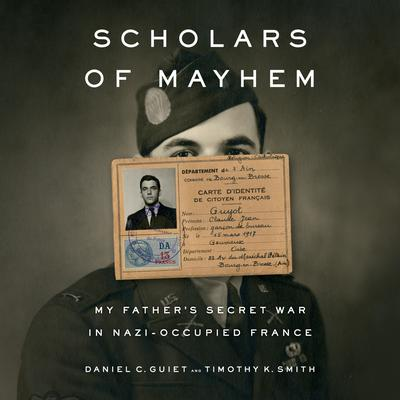 Scholars of Mayhem by Daniel C. Guiet audiobook