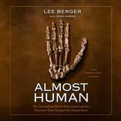 Almost Human by  Lee Berger audiobook
