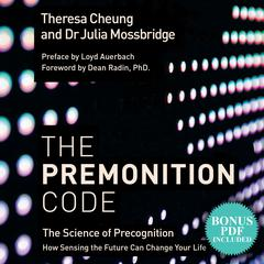 The Premonition Code by Theresa Cheung audiobook