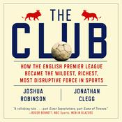 The Club by  Joshua Robinson audiobook