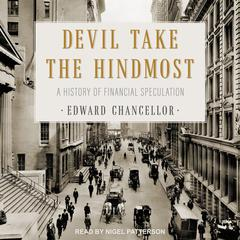 Devil Take the Hindmost by Edward Chancellor audiobook