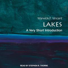 Lakes by Warwick F. Vincent audiobook