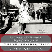 The Red Leather Diary by  Lily Koppel audiobook