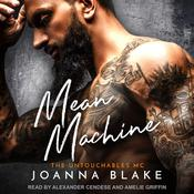 Mean Machine by  Joanna Blake audiobook