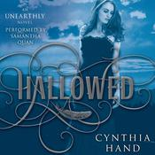 Hallowed by  Cynthia Hand audiobook