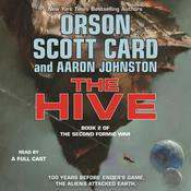 The Hive by  Aaron Johnston audiobook