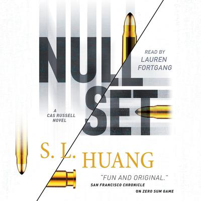 Null Set by S. L. Huang audiobook