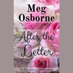 After the Letter by Meg Osborne audiobook