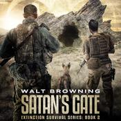 Satan's Gate by  Walt Browning audiobook