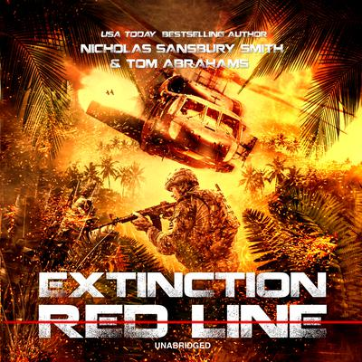 Extinction Red Line by Nicholas Sansbury Smith audiobook