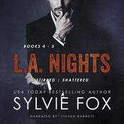 Hollywood Studs Series Boxed Set: L.A. Nights (Books 4 - 5) by  Sylvie Fox audiobook