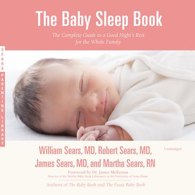 The Baby Sleep Book by William Sears audiobook