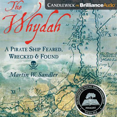 The Whydah by Martin W. Sandler audiobook