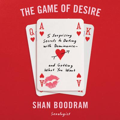 The Game of Desire by Shannon Boodram audiobook