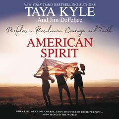 American Spirit by Taya Kyle audiobook