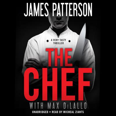 The Chef by James Patterson audiobook