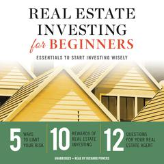 Real Estate Investing for Beginners by Tycho Press audiobook