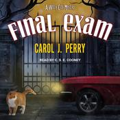 Final Exam by  Carol J. Perry audiobook