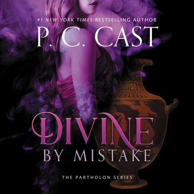Divine by Mistake by P. C. Cast audiobook