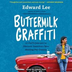 Buttermilk Graffiti by Edward Lee audiobook