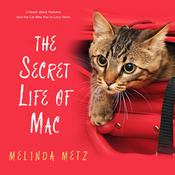 The Secret Life of Mac by  Melinda Metz audiobook