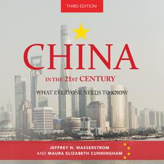 China in the 21st Century by Maura  Elizabeth Cunningham audiobook