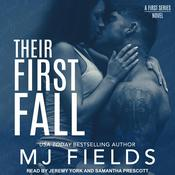 Their First Fall by  MJ Fields audiobook