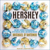 Hershey by  Michael D'Antonio audiobook