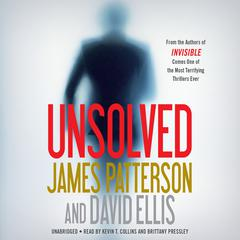 Unsolved by James Patterson audiobook