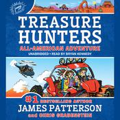 Treasure Hunters: All American Adventure  by  Chris Grabenstein audiobook