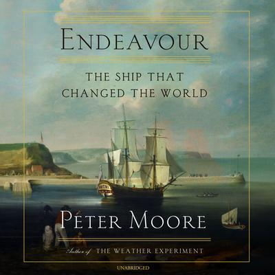 Endeavour by Peter Moore audiobook