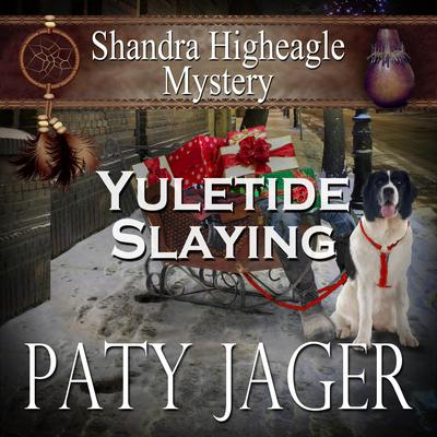 Yuletide Slaying by Paty Jager audiobook
