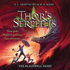 Thor's Serpents by Melissa Marr audiobook