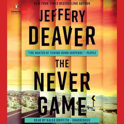 The Never Game by Jeffery Deaver audiobook