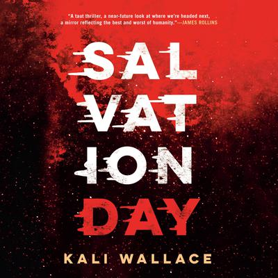 Salvation Day by Kali Wallace audiobook