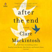 After the End by  Clare Mackintosh audiobook