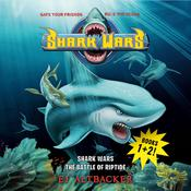 Shark Wars 1 & 2 by  E. J. Altbacker audiobook