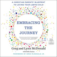 Embracing the Journey by Gregory Mcdonald audiobook
