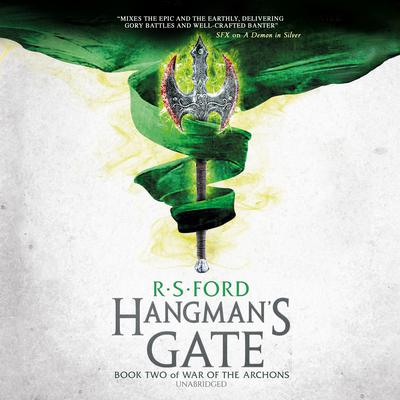 Hangman's Gate by R. S. Ford audiobook