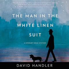 The Man in the White Linen Suit by David Handler audiobook