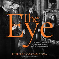 The Eye by Philippe Costamagna audiobook