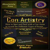 Con Artistry by  Edwin Piers audiobook